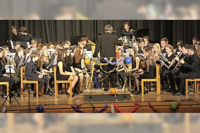 Jugendblasorchester Waldkirch, Vorstufenorchester der Musikschule Waldkirch und Hornensemble