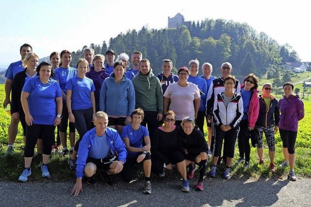 40 Jahre Lauftreff in Friesenheim