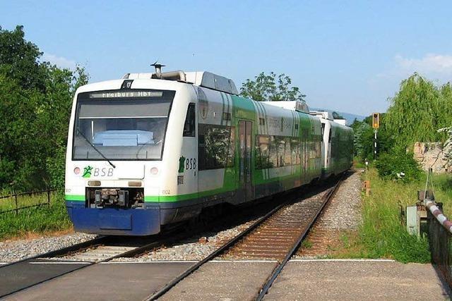 Schienenersatzverkehr: Bötzingen wird 2019 zum Umsteigeknoten