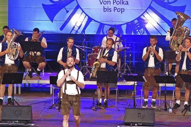 Großes Volksfest: Bräunlinger Kilbig
