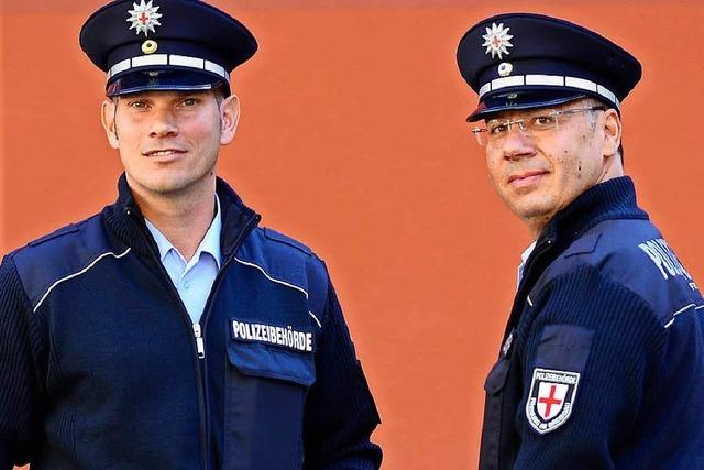 In Freiburg sind ab sofort die Stadtpolizisten im Einsatz