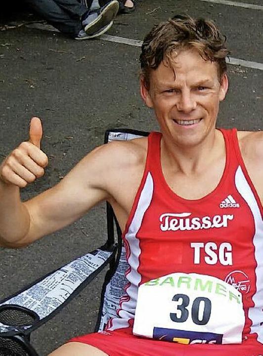 Bereit für die Marathon-DM: Benedikt Hoffmann   | Foto: zvg
