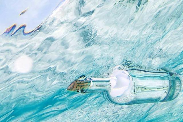In Lörrach lässt sich nicht nur die Flaschenpost wiederfinden
