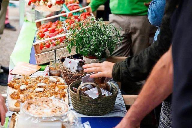 Am Donnerstag ist Marktschwärmer-Herbstfest im Vauban