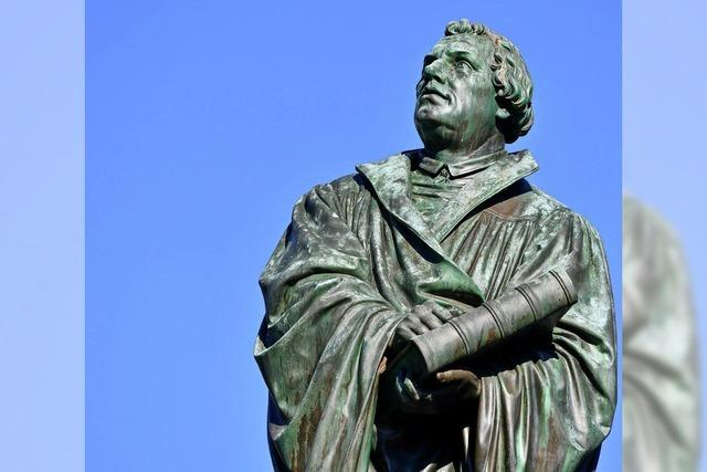 Martin Luther, 500 Jahre danach in Müllheim