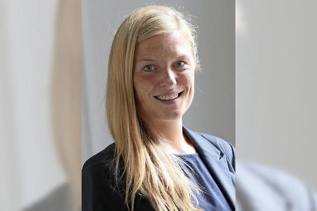 Senja Töpfer wird Leiterin des Amts für Soziales, Schulen und Sport
