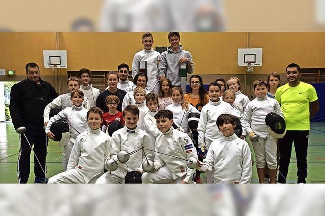 Sepp-Mack-Turnier in Waldkirch