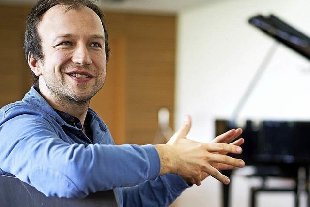 Pianist Bogdan Vaida gastiert in der Reihe