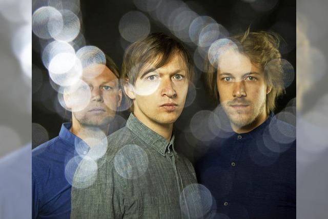 Das Melt Trio gastiert in der Basler Bar Renée