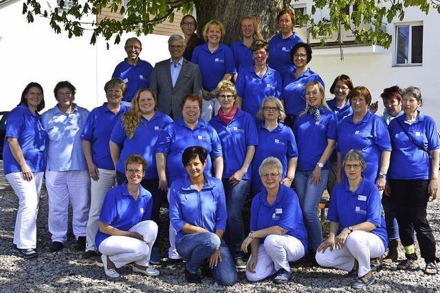 Träger feiern 35 Jahre Sozialstation