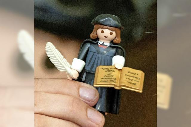 Predigtreihe zu Luther