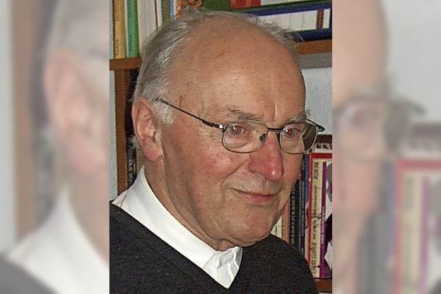Pfarrer Steinger verlässt den Ort