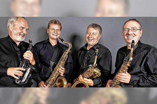 Quartett feiert Jubiläum