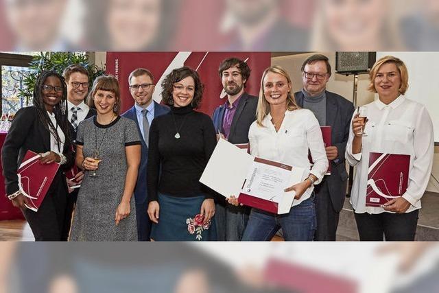 Die Katholische Hochschule startete am Mittwoch ins neue akademische Jahr