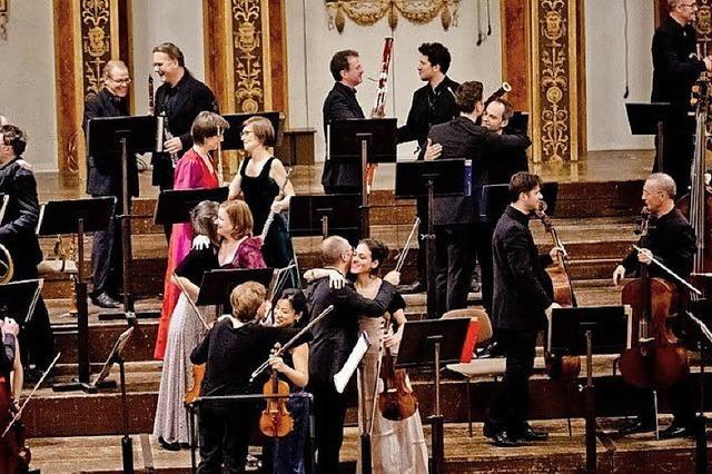 Kammerorchester Basel mit erfolgreicher Saison