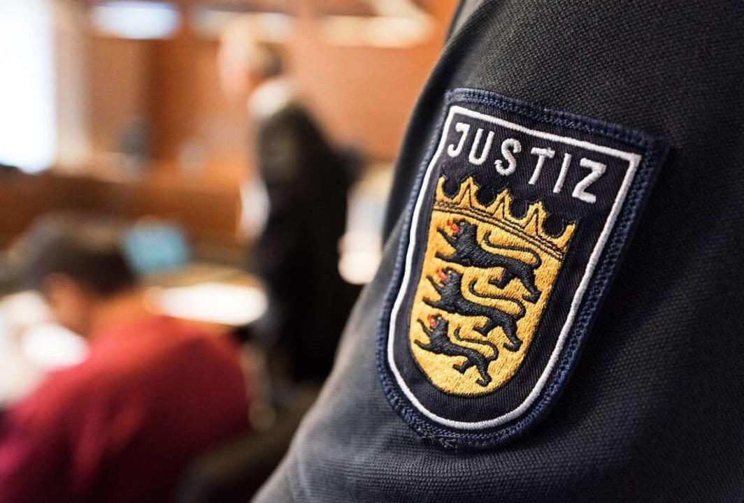 Der sechste Prozesstag am Freiburger Landgericht.  | Foto: dpa