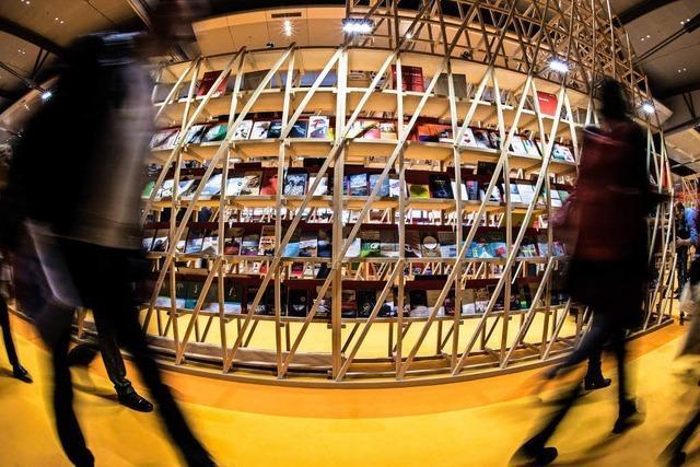 Frankreich erobert Frankfurter Buchmesse