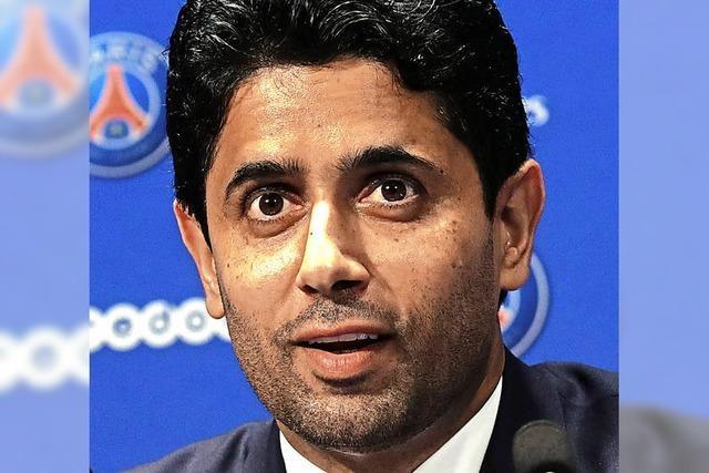 Strafverfahren gegen PSG-Chef Nasser al-Khelaifi