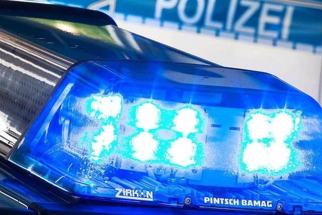 10.000 Euro Schaden bei Sachbeschädigungen in Lörrach