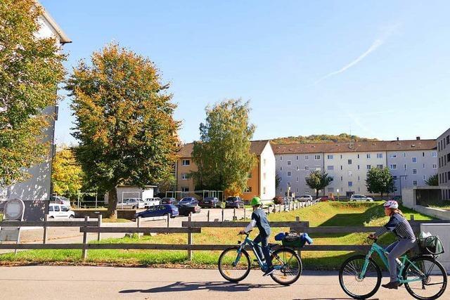 Das Bauprojekt am Lerchenhof in Lörrach wird sich verzögern