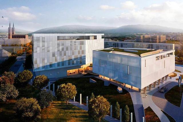 Hotelprojekt am Friedrich-Ebert-Platz soll 30 Millionen Euro kosten