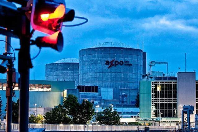 Öko-Institut warnt vor großen Mängeln im Atomkraftwerk Beznau