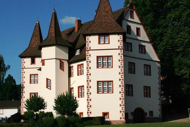 Eckard Riedel kritisiert die Planung für den Schmieheimer Schlossgarten