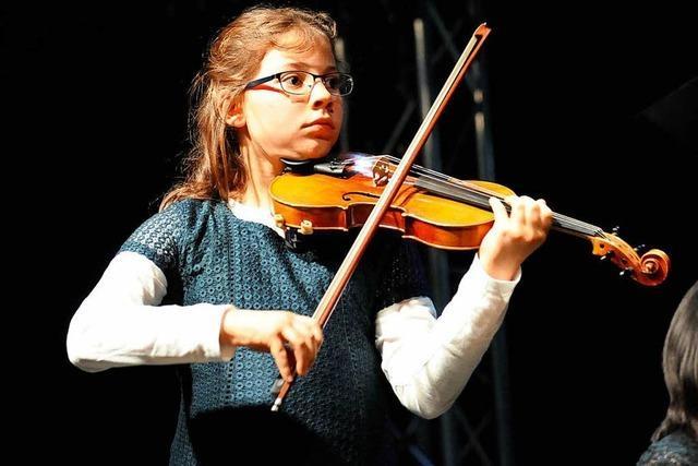 Junge Musiker überschreiten bewusst Grenzen