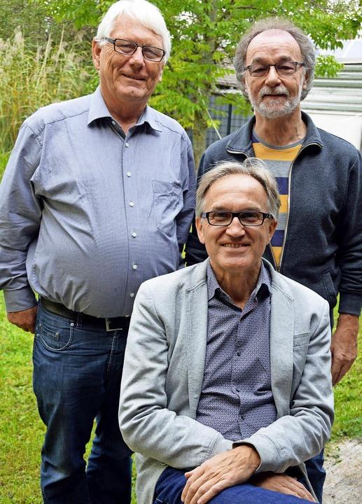 Sie stehen für die Erfahrungen der Hos... Bentsching (rechts) und Josef Glaser.  | Foto: Gerhard Lück