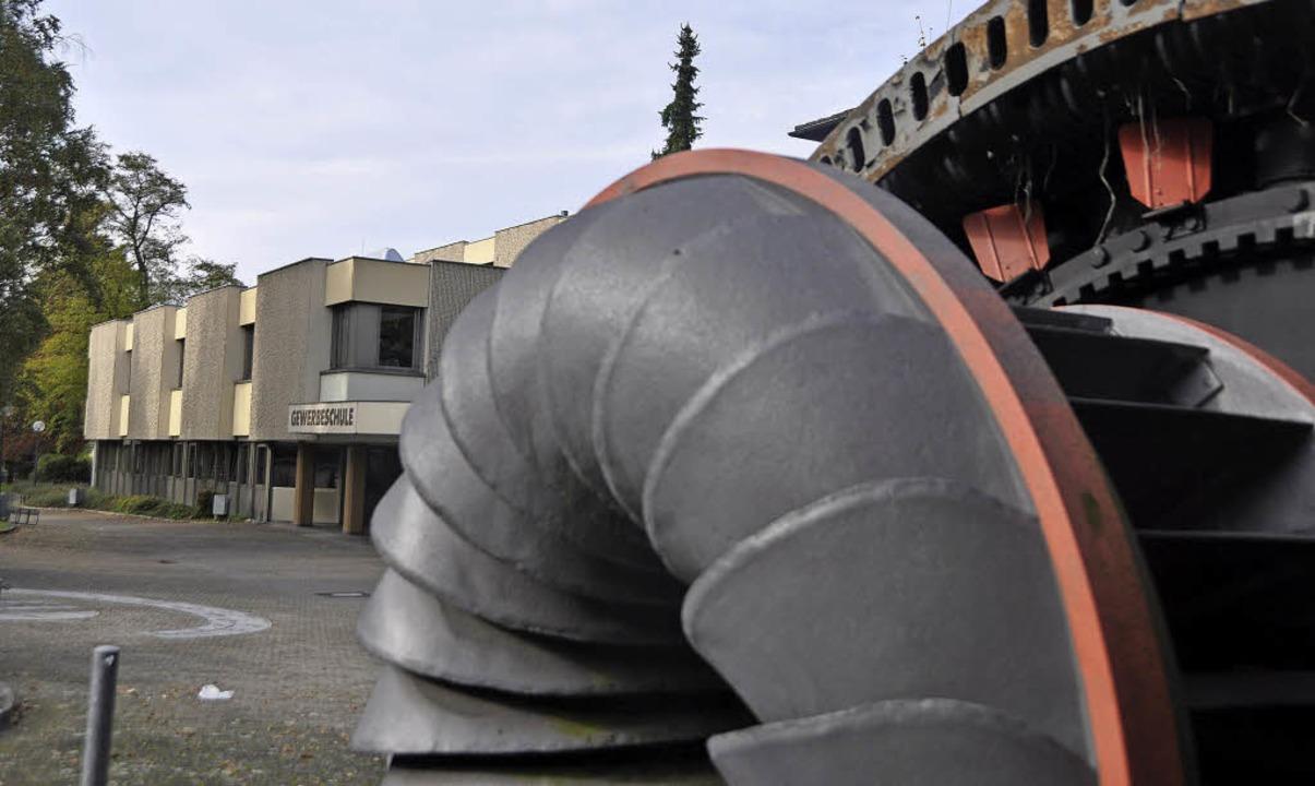 Der Landkreis dreht bei der Ertüchtigu...uflichen Schulen an einem großen Rad.     Foto: Gramespacher