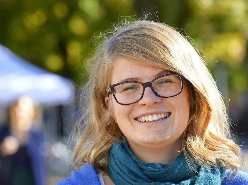 Emira Kuhn, 20  | Foto: Ingo Schneider
