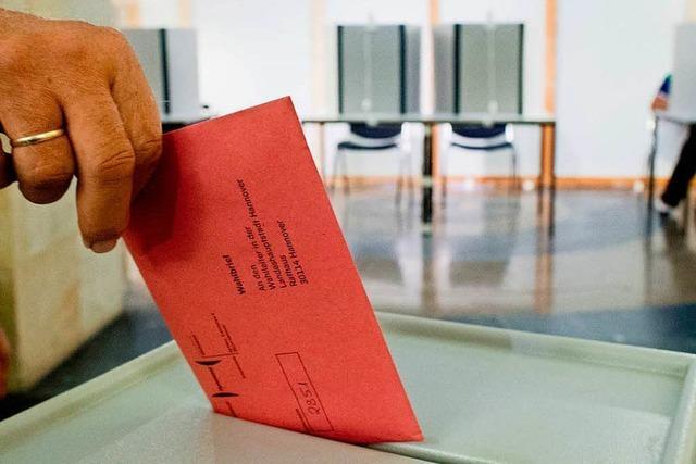 Liveblog: SPD gewinnt Wahl in Niedersachsen – AfD knapp im Landtag