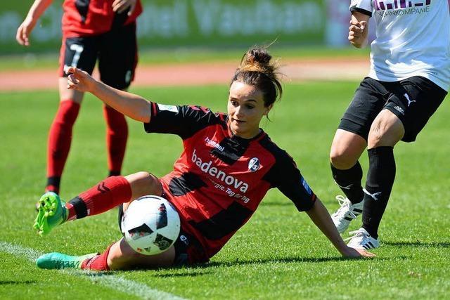 SC-Frauen gewinnen 4:1 gegen Bremen