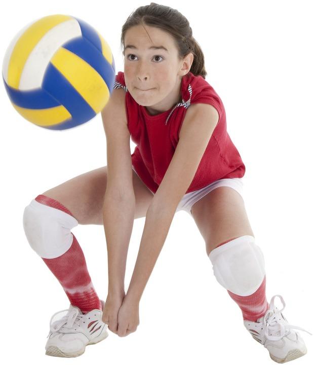 Stets auf der Suche nach dem besten Ball des Lebens: Volleyball  | Foto: adobe.Com/Conny Kurt
