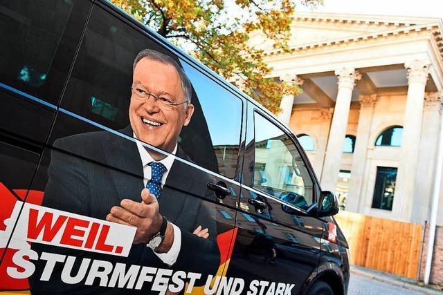 SPD gewinnt die Landtagswahl in Niedersachsen