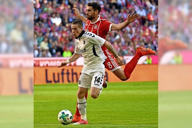 SC Freiburg verliert bei Bayern München mit 0:5