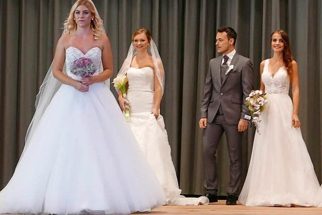 Zwischen Tüll und Träumen: Als werdende Braut auf der Hochzeitsmesse