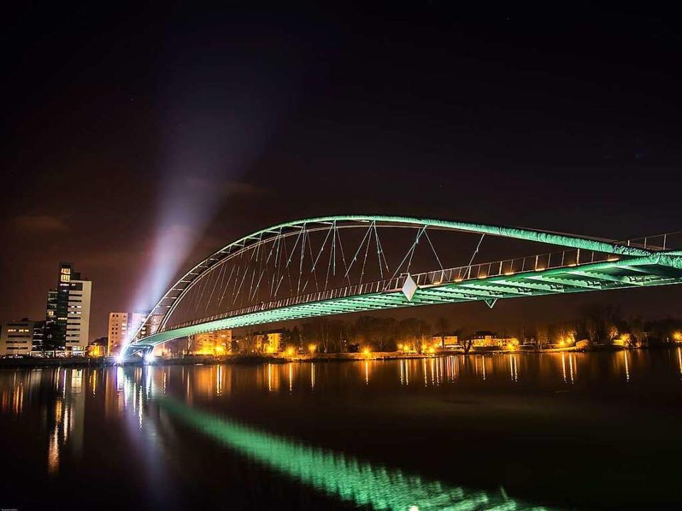 Das Siegerfoto in der Kategorie Stadt:...den (Weil am Rhein) von Ricardo Stefan  | Foto: Ricardo Stefan