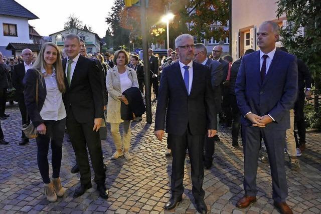 Philipp Clever siegt im ersten Wahlgang