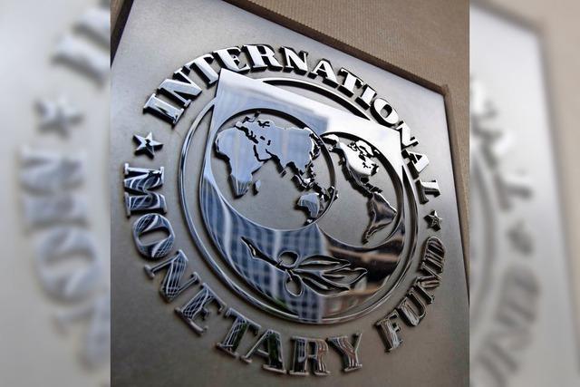 Banken warnen bei IWF-Tagung vor Hürden für Kredite