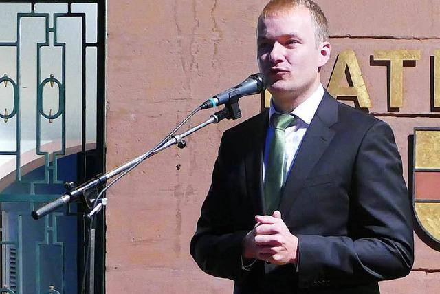 31-Jähriger gewinnt Bürgermeisterwahl in Berghaupten