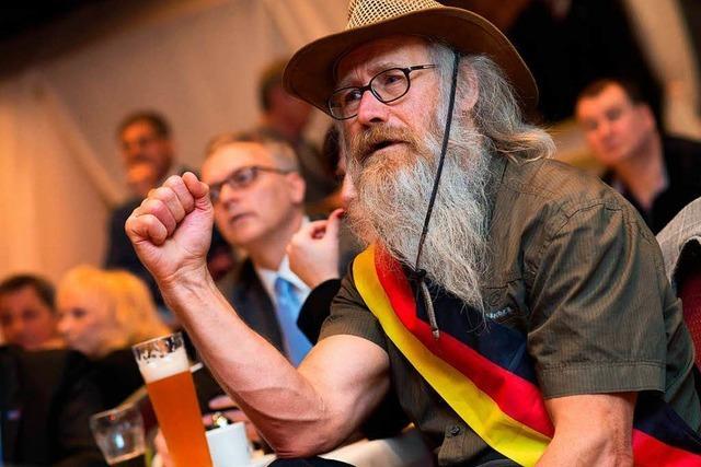 AfD nun auch im Landtag von Niedersachsen