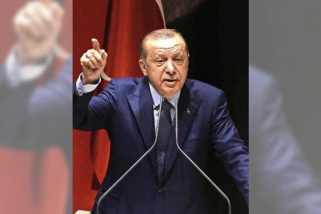 Erdogan will die Mufti-Ehe