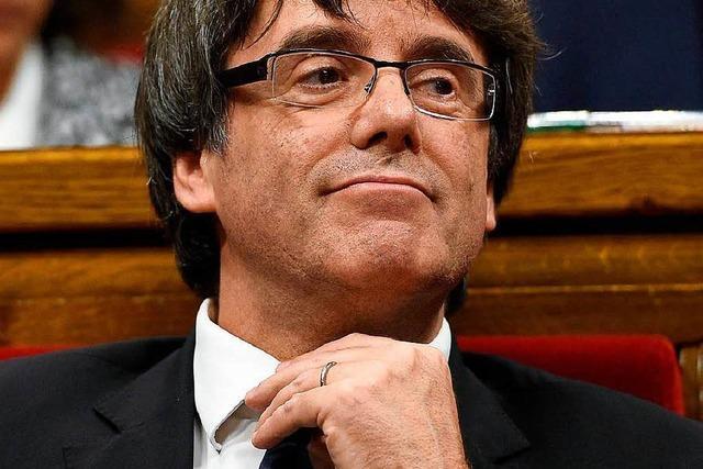 Ausweichende Antwort der Separatisten auf Ultimatum Madrids