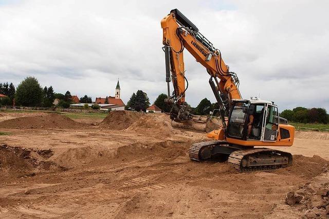 Gemeinde Wyhl legt Kriterien fürs Neubaugebiet Etterpfad fest