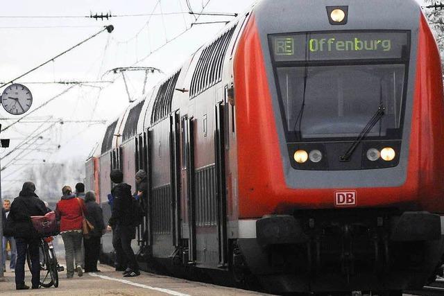 Streit zwischen zwei Männern am Freiburger Hauptbahnhof eskaliert