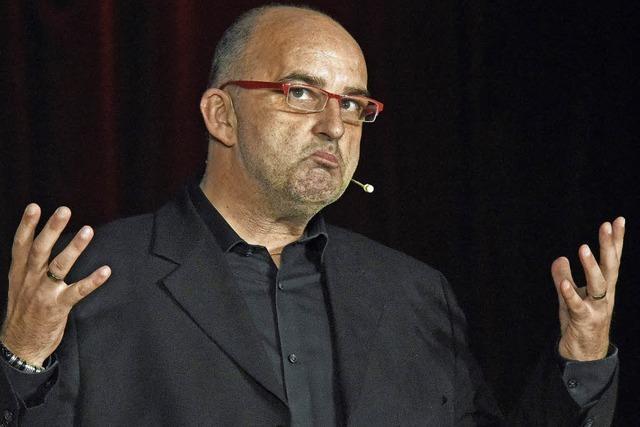 Rix Rottenbiller mit bayerischer Comedy in Zarten