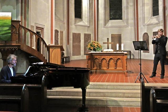 Trompete und Orgel verschmelzen