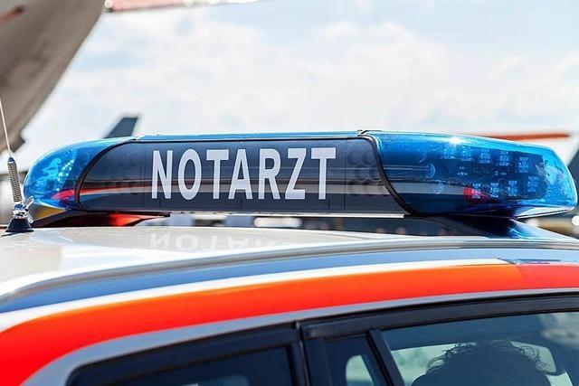 Der in einer Klinik in Malsburg-Marzell verunglückte Junge ist tot