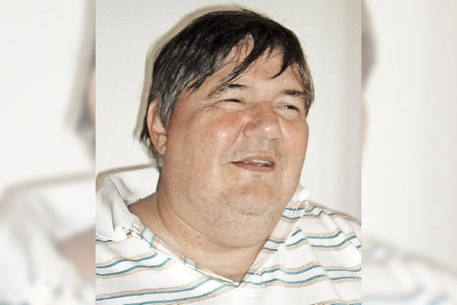 Hans-Gerd Wiesner lebt für die Behinderten